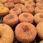 Living Dayton: Pumpkin Cake Donuts