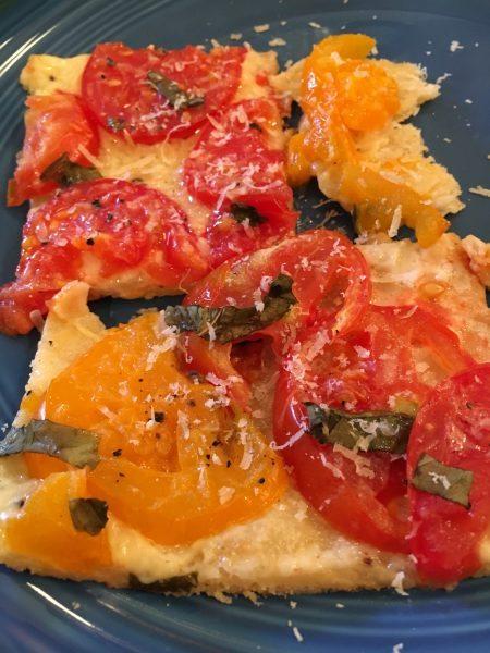Tart A La Tomato