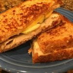 FOX 19:  Apple and Gouda Grilled Cheese